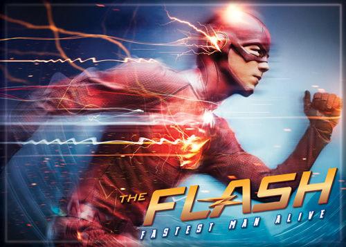 DC Comics 2.5x3.5-inch Magnet - Flash TV Fastest Man Alive (71567DC)