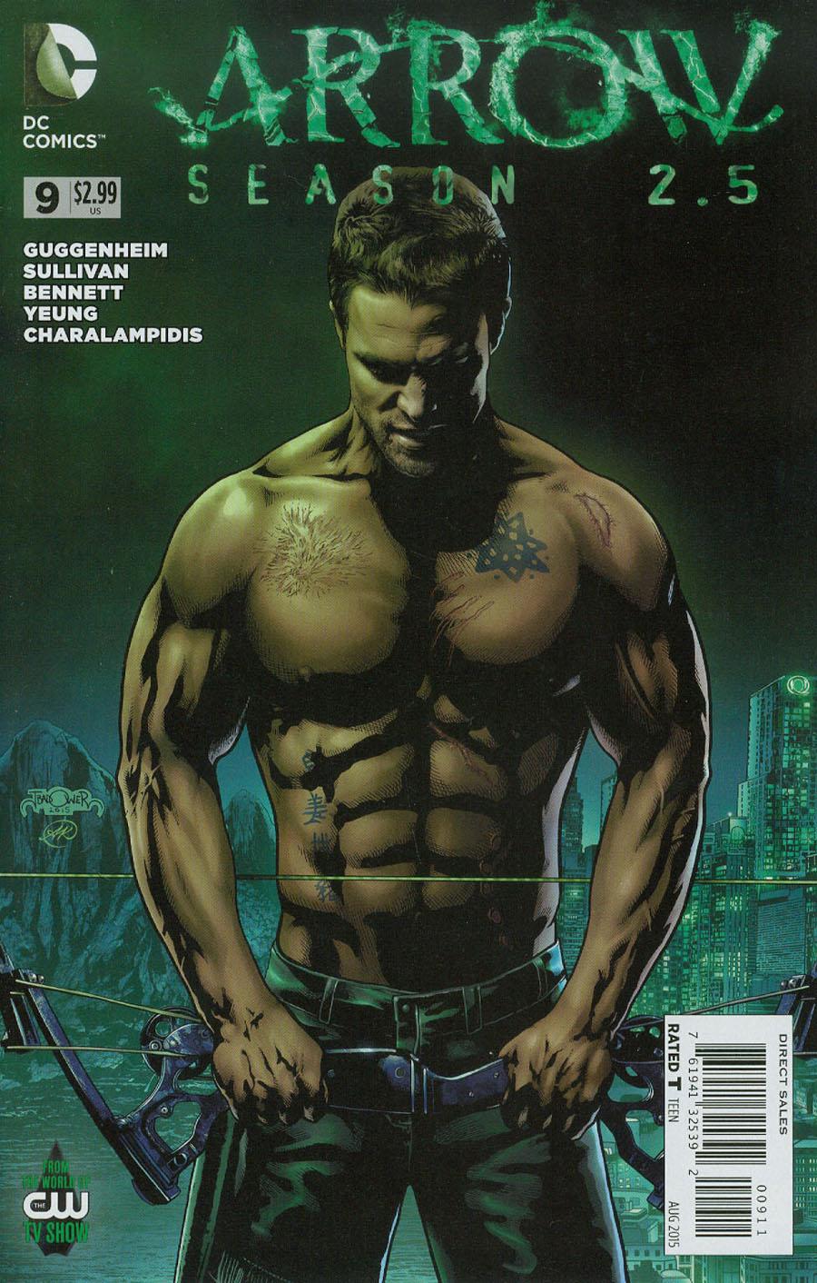 Arrow Season 2.5 #9