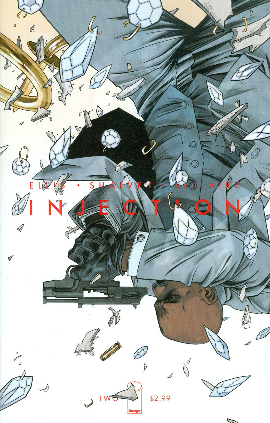 Injection #2 Cover A Regular Declan Shalvey & Jordie Bellaire Cover