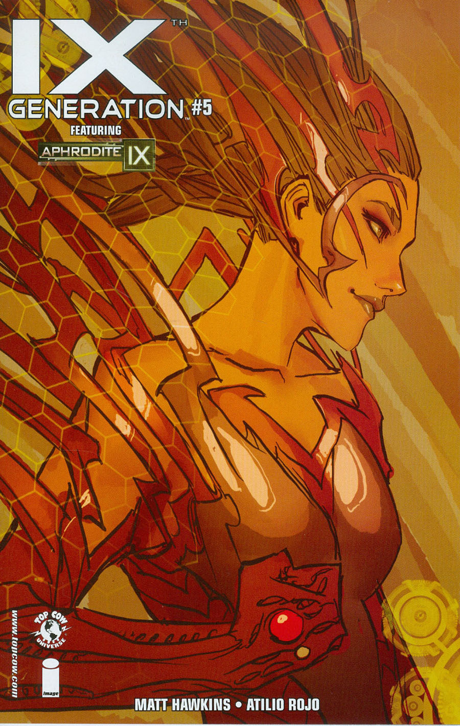 IXth Generation #5 Cover A Stjepan Sejic