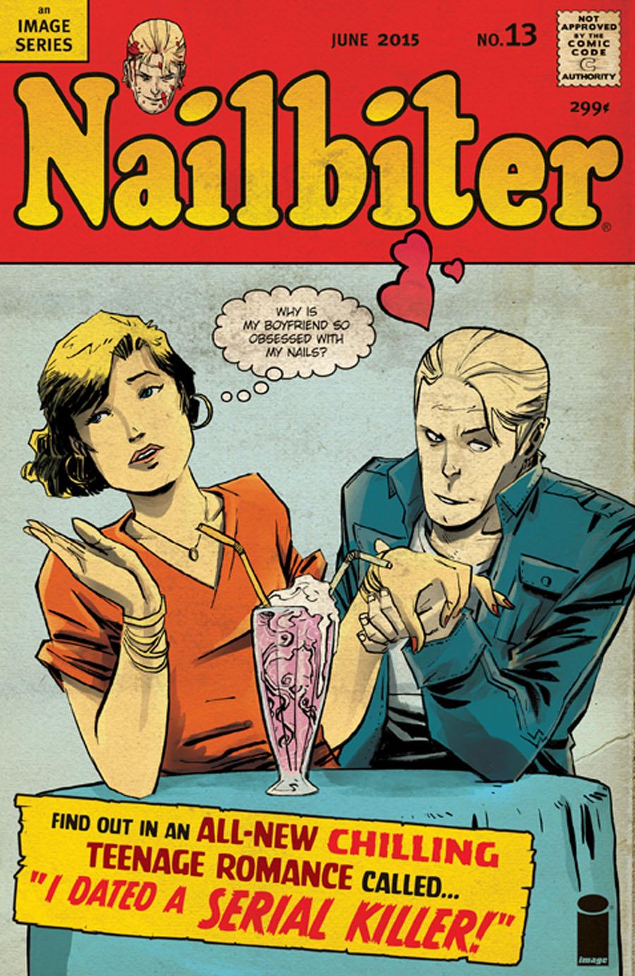 Nailbiter #13