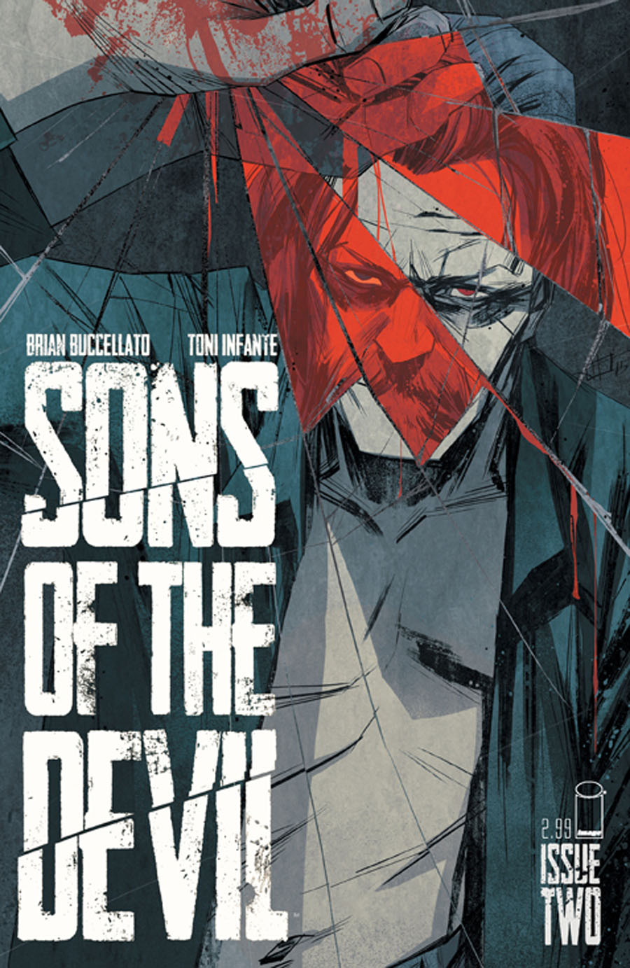 Sons Of The Devil #2 Cover A Toni Infante