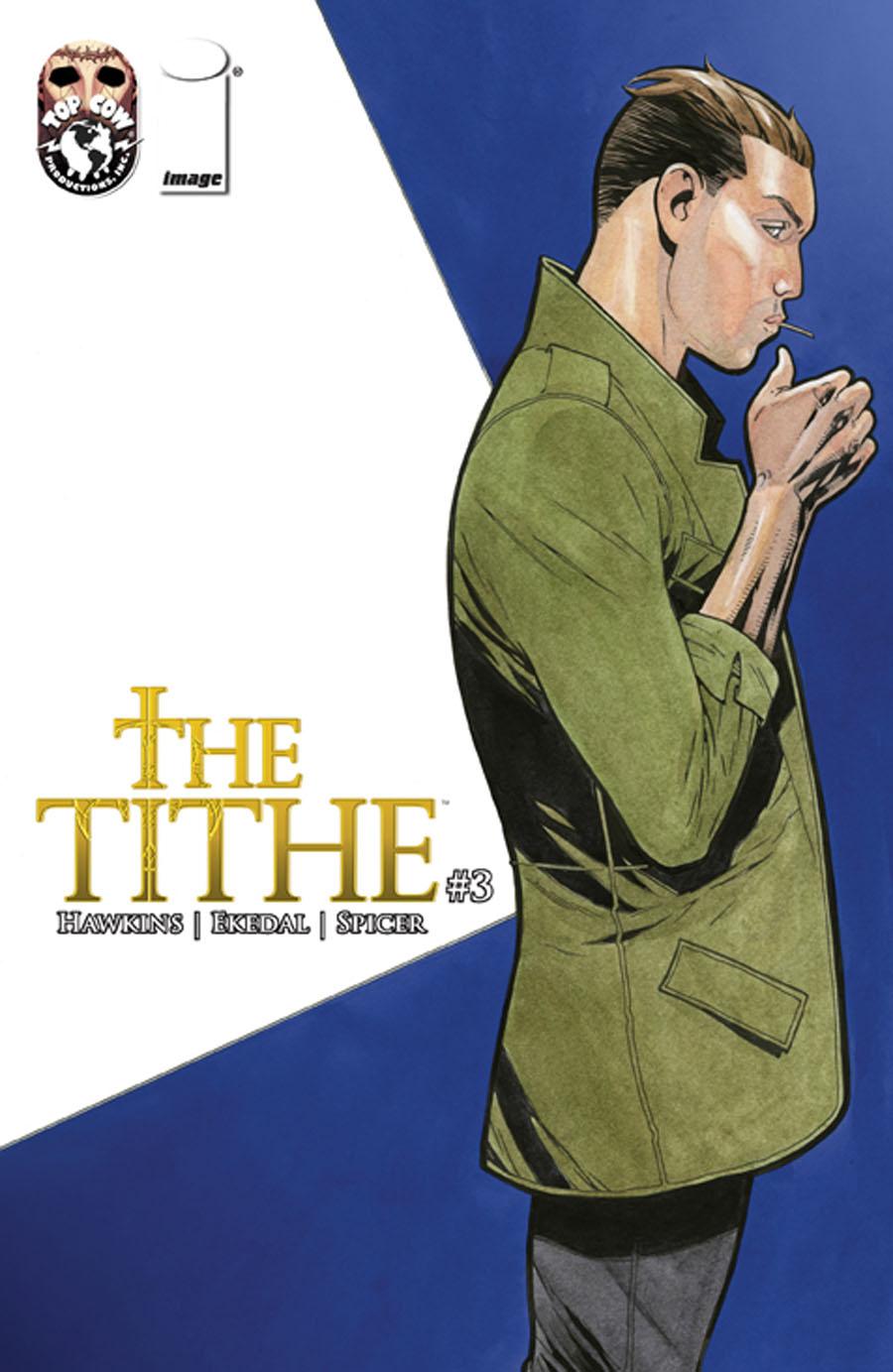 Tithe #3 Cover B Variant Rahsan Ekedal Cover