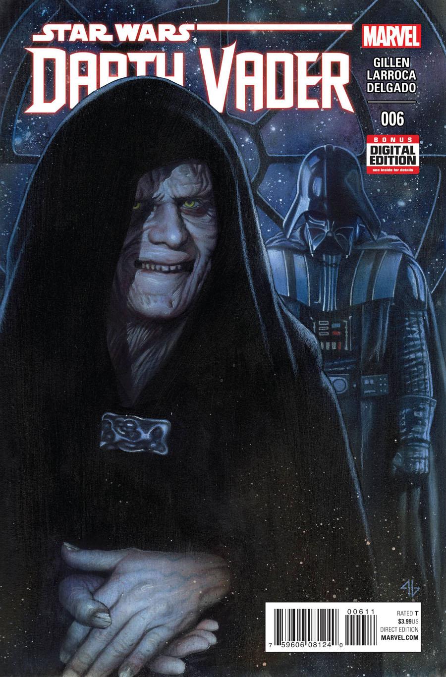 Darth Vader #6 Cover A 1st Ptg