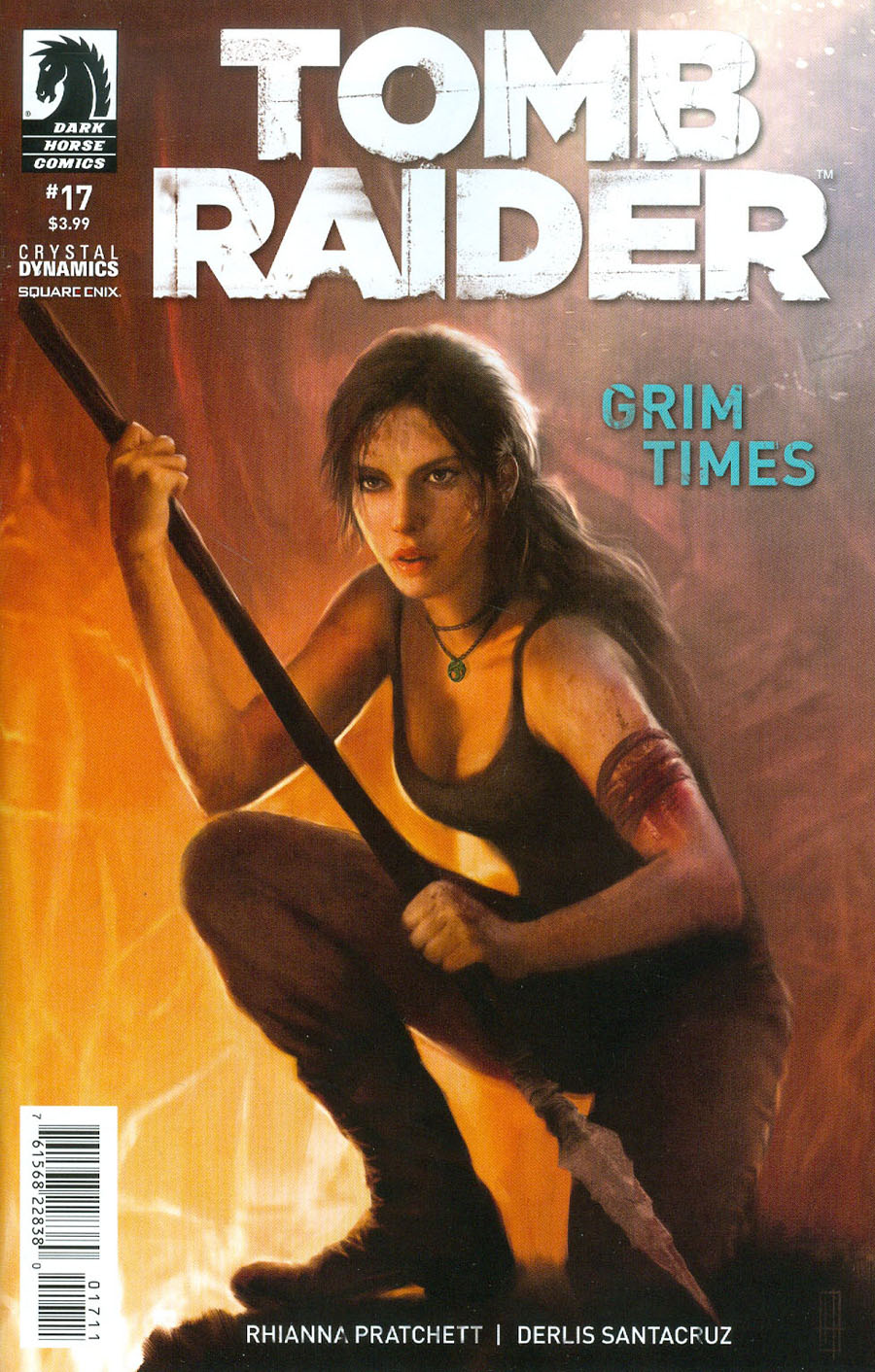 Tomb Raider Vol 2 #17