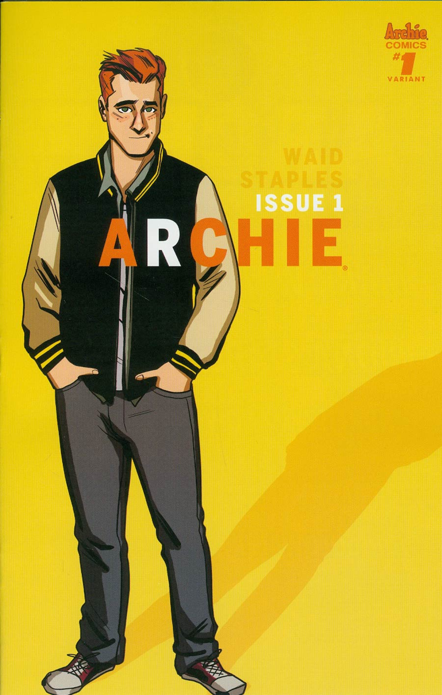 Archie Vol 2 #1 Cover W Variant Chip Zdarsky Cover