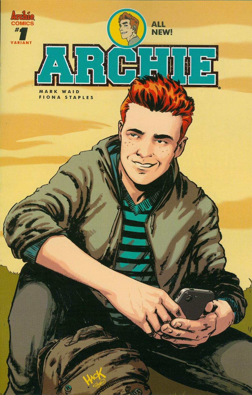 Archie Vol 2 #1 Cover L Variant Robert Hack Cover