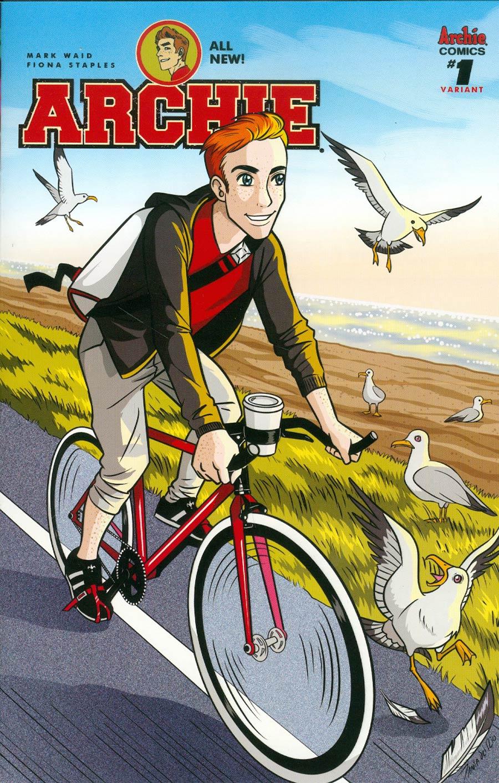 Archie Vol 2 #1 Cover F Variant Tania del Rio Cover