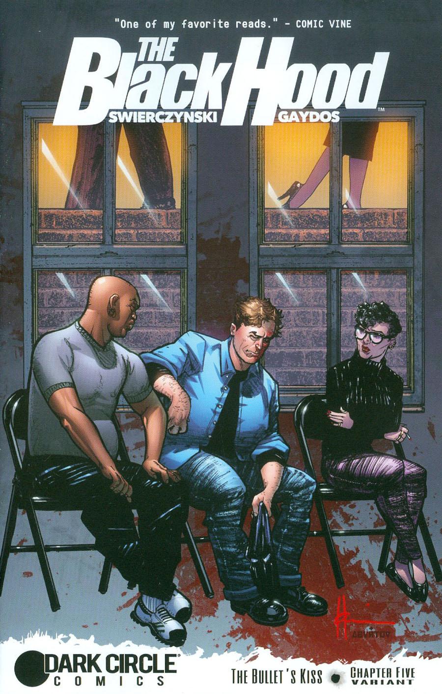 Black Hood Vol 3 #5 Cover C Variant Howard Chaykin Cover