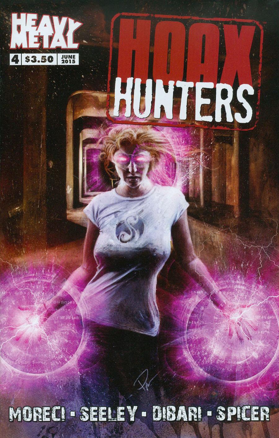 Hoax Hunters Vol 2 #4