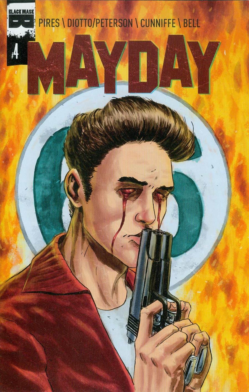 Mayday (Black Mask Comics) #4