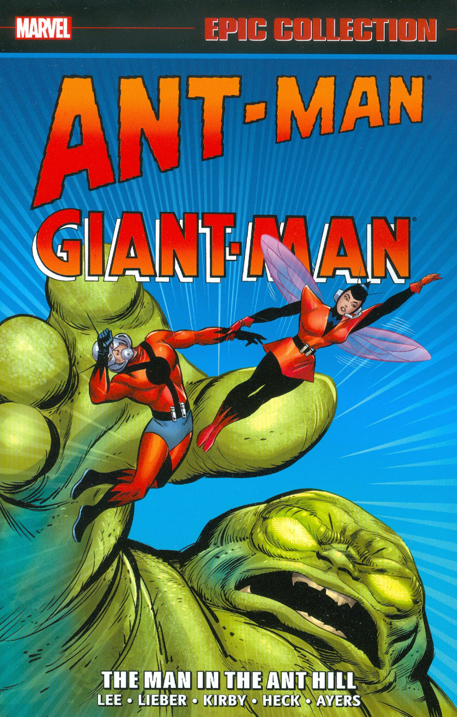 Ant-Man Giant-Man Epic Collection Vol 1 Man In The Ant Hill TP