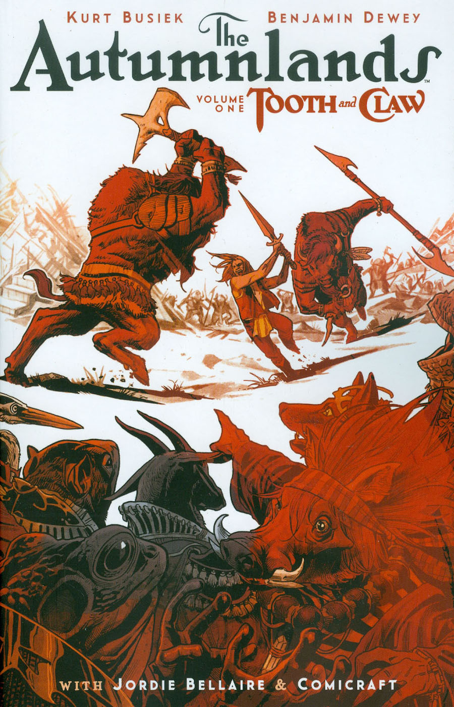 Autumnlands Vol 1 Tooth & Claw TP