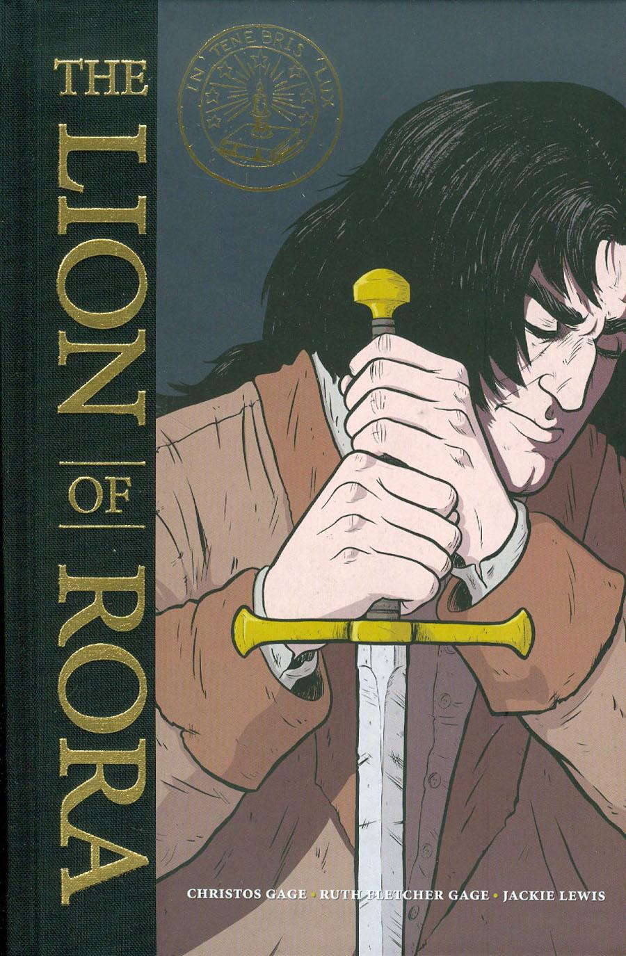 Lion Of Rora HC