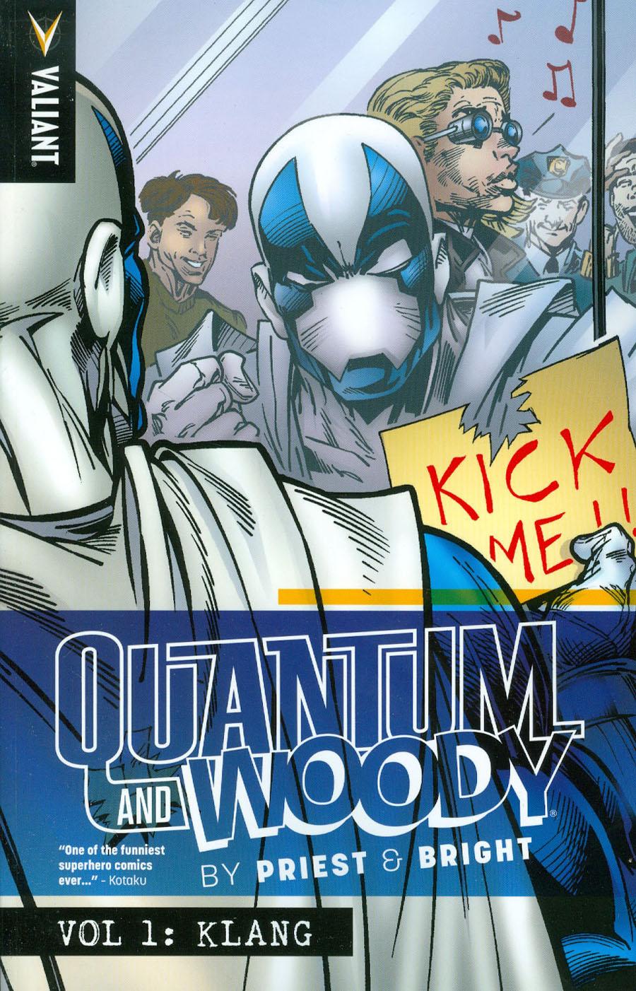 Quantum & Woody By Priest & Bright Vol 1 KLANG TP