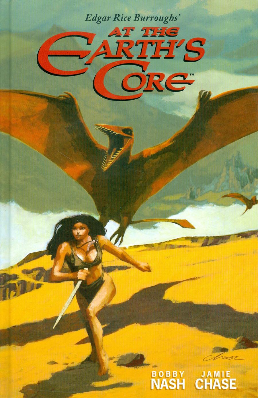 Edgar Rice Burroughs At The Earths Core HC Regular Edition