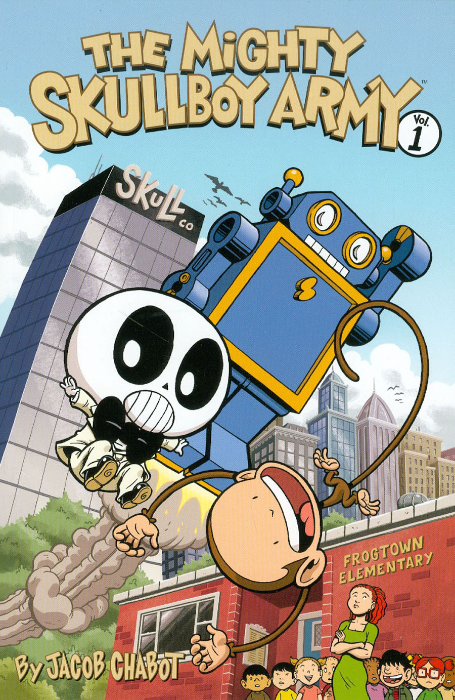 Mighty Skullboy Army Vol 1 TP 2nd Edition