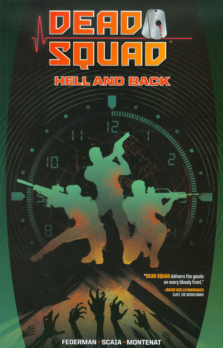 Dead Squad Vol 1 Hell And Back TP
