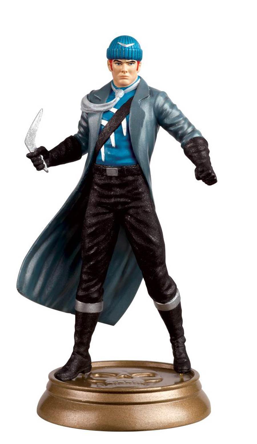 DC Superhero Chess Figure Collector Magazine #87 Captain Boomerang White Pawn