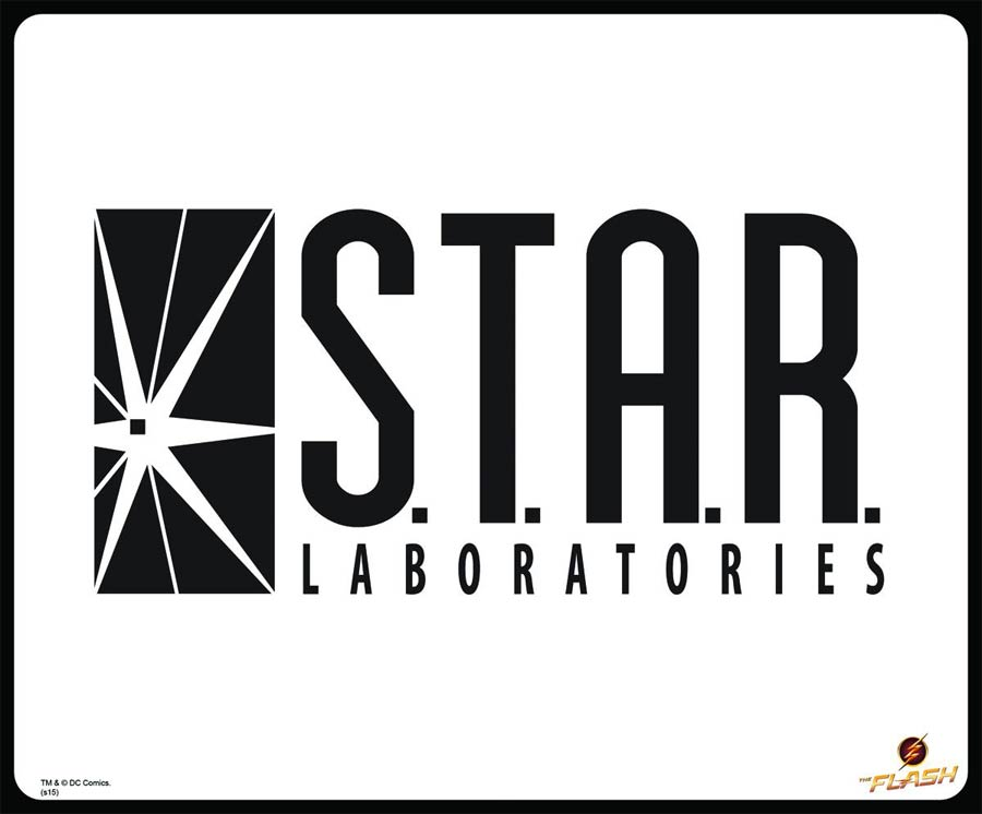 Flash STAR Labs Mouse Pad