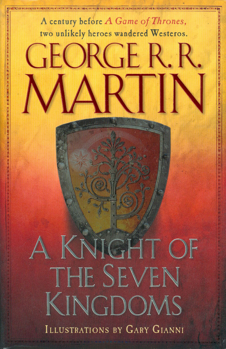 A Knight Of The Seven Kingdoms HC