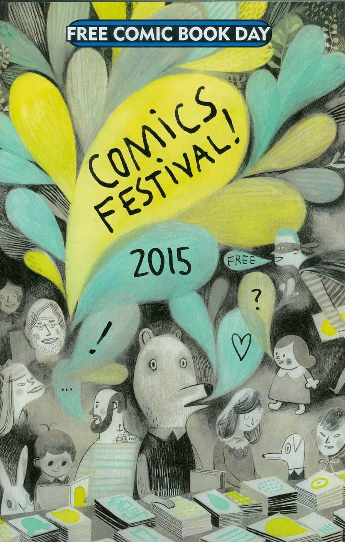 FCBD 2015 Comics Festival 2015 #1