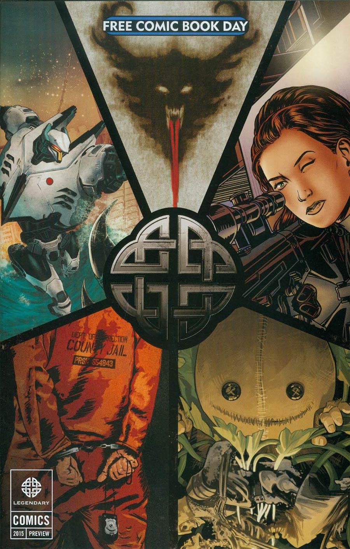 FCBD 2015 Legendary Comics Preview