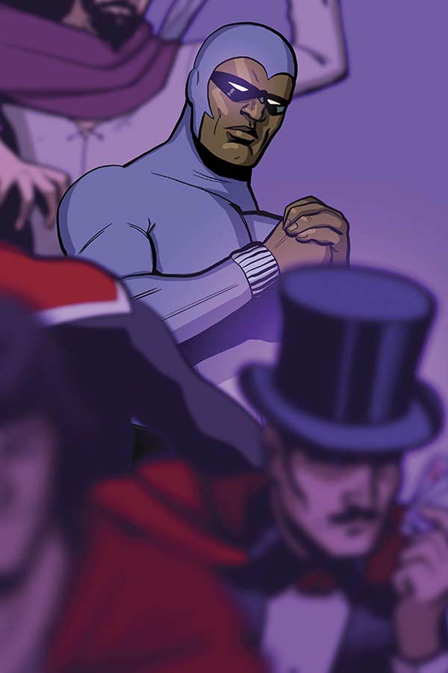 King Phantom #2 Cover B Incentive Chip Zdarsky Virgin Cover