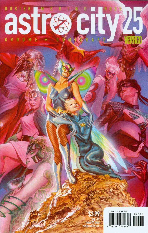 Astro City Vol 3 #25