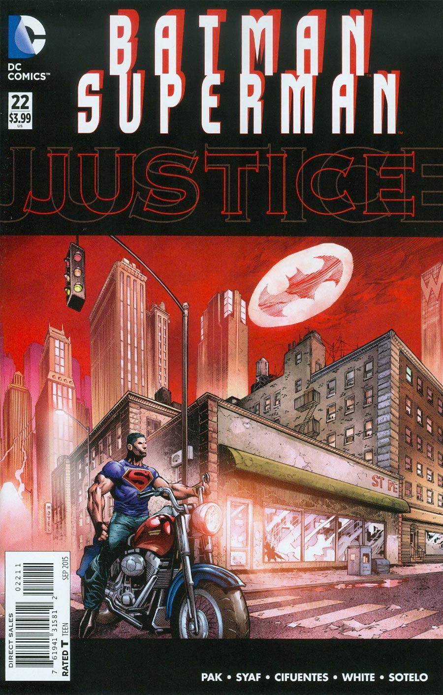 Batman Superman #22 Cover A Regular Ardian Syaf Cover