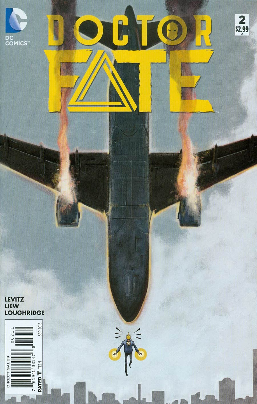 Doctor Fate Vol 4 #2 Cover A Regular Sonny Liew Cover