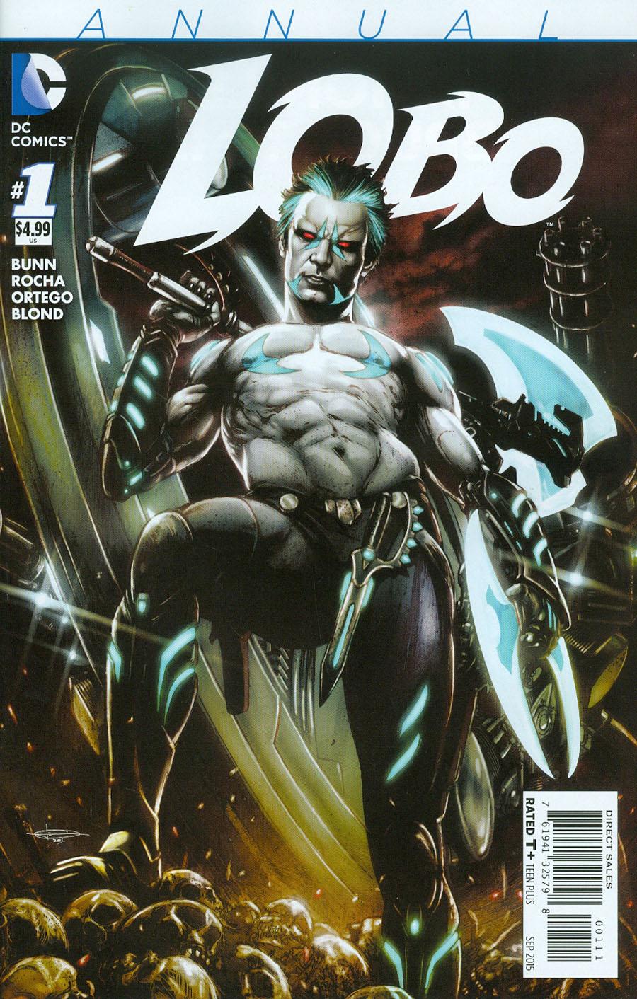 Lobo Vol 3 Annual #1
