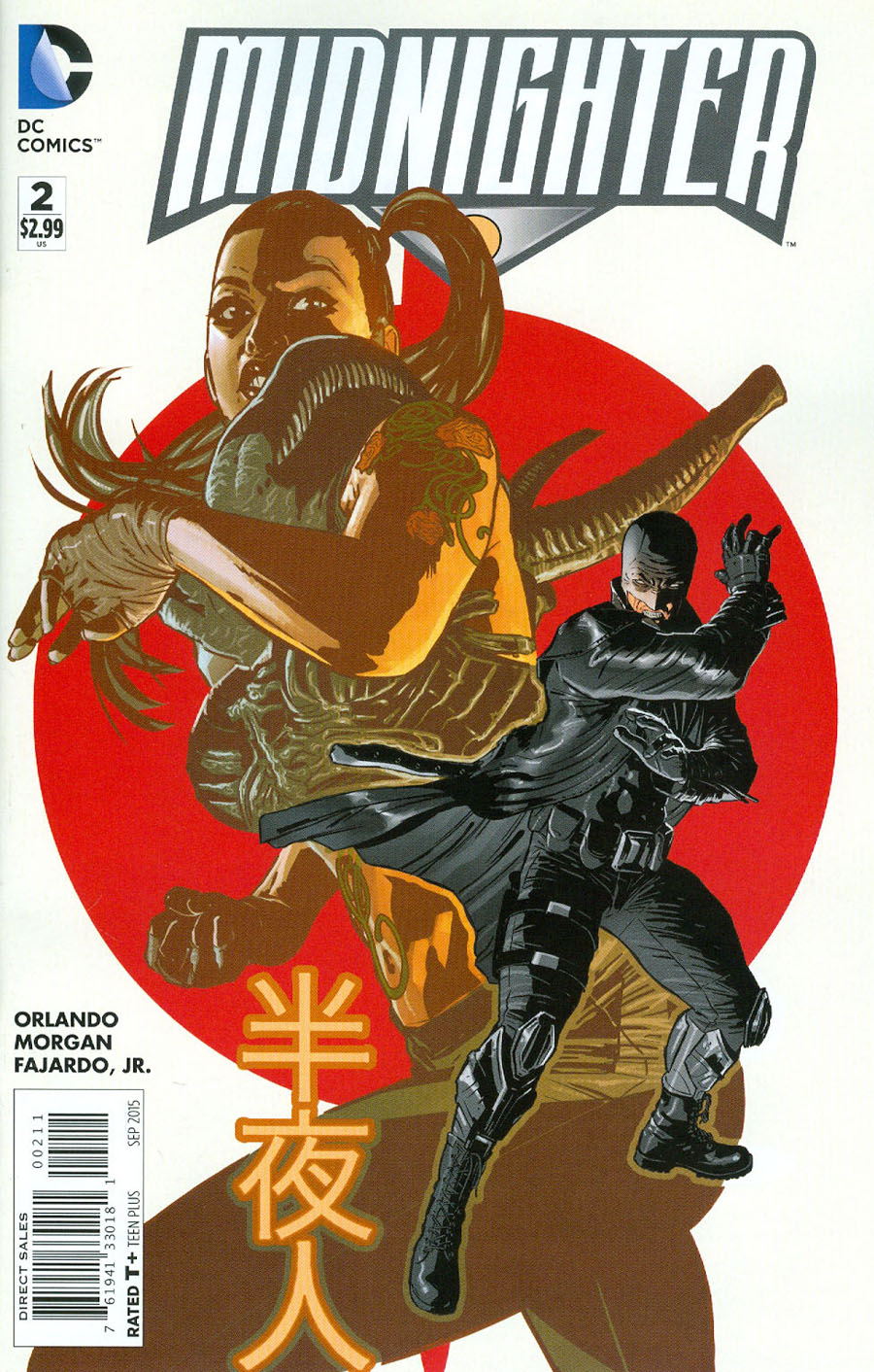 Midnighter Vol 2 #2 Cover A Regular Aco Cover