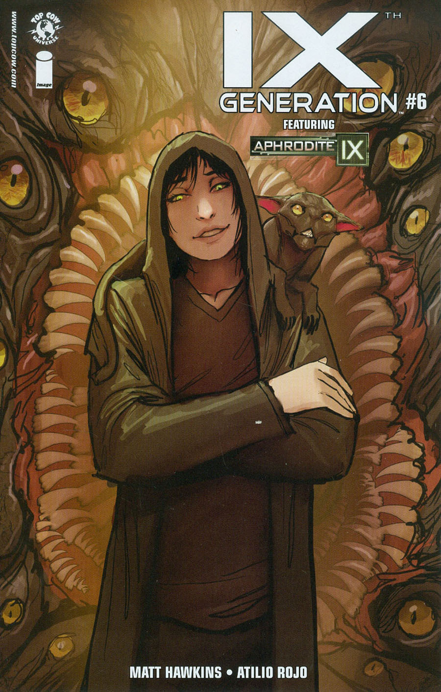 IXth Generation #6 Cover A Stjepan Sejic