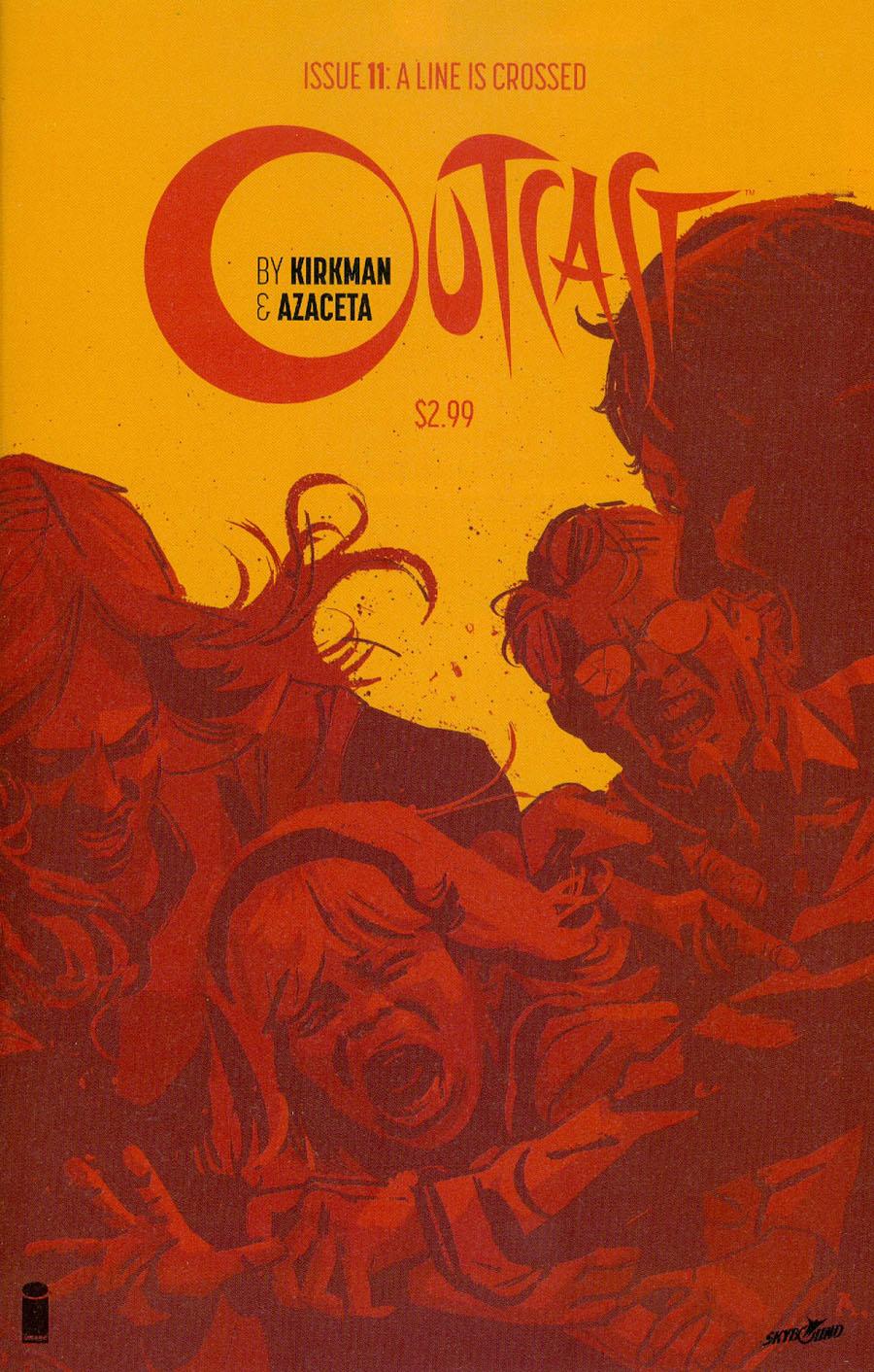 Outcast By Kirkman & Azaceta #11