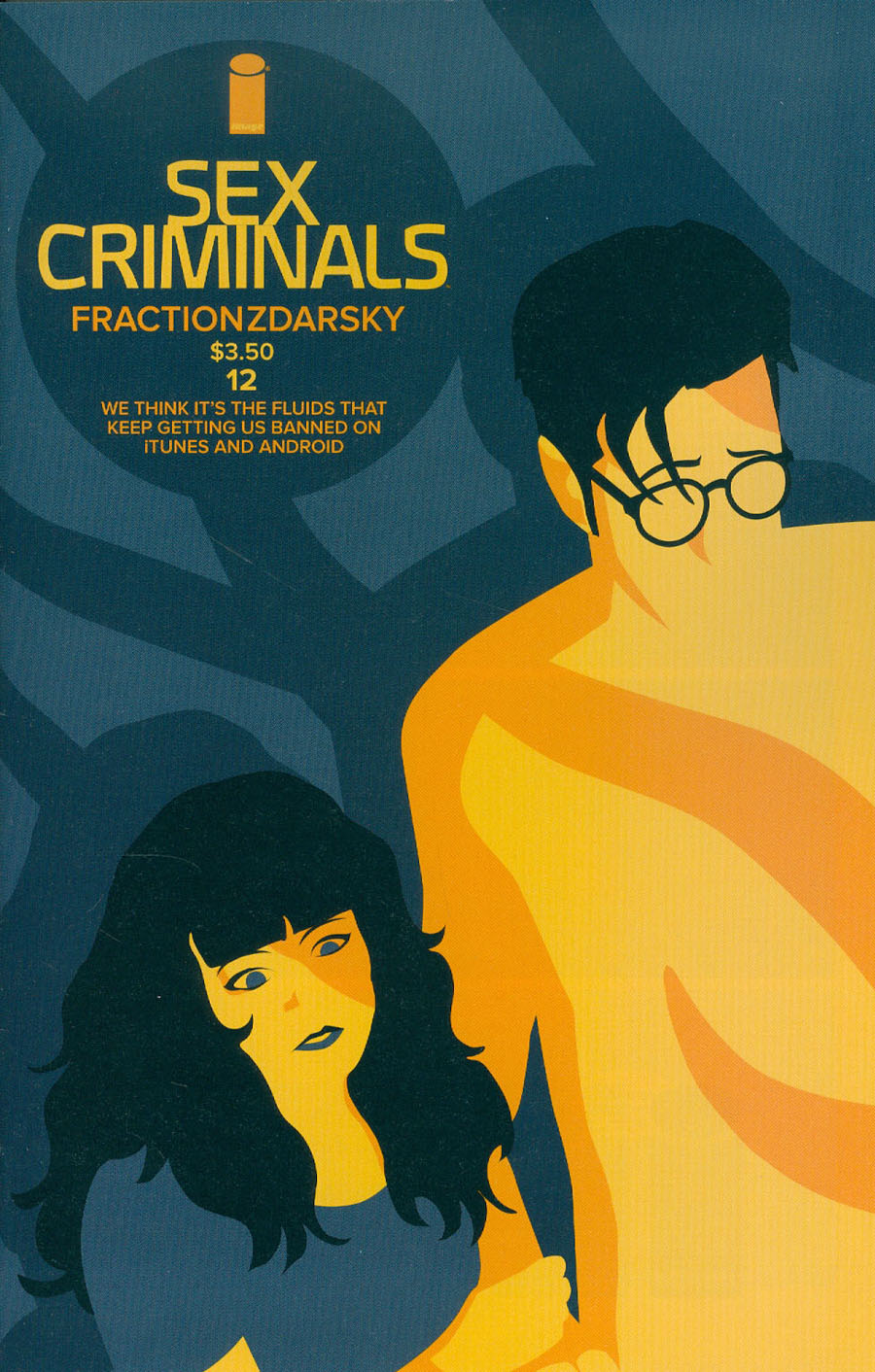 Sex Criminals #12 Cover A Regular A Shed-Full Of Car Keys Cover