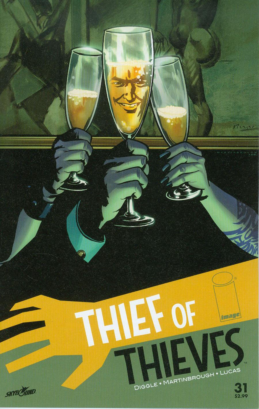 Thief Of Thieves #31