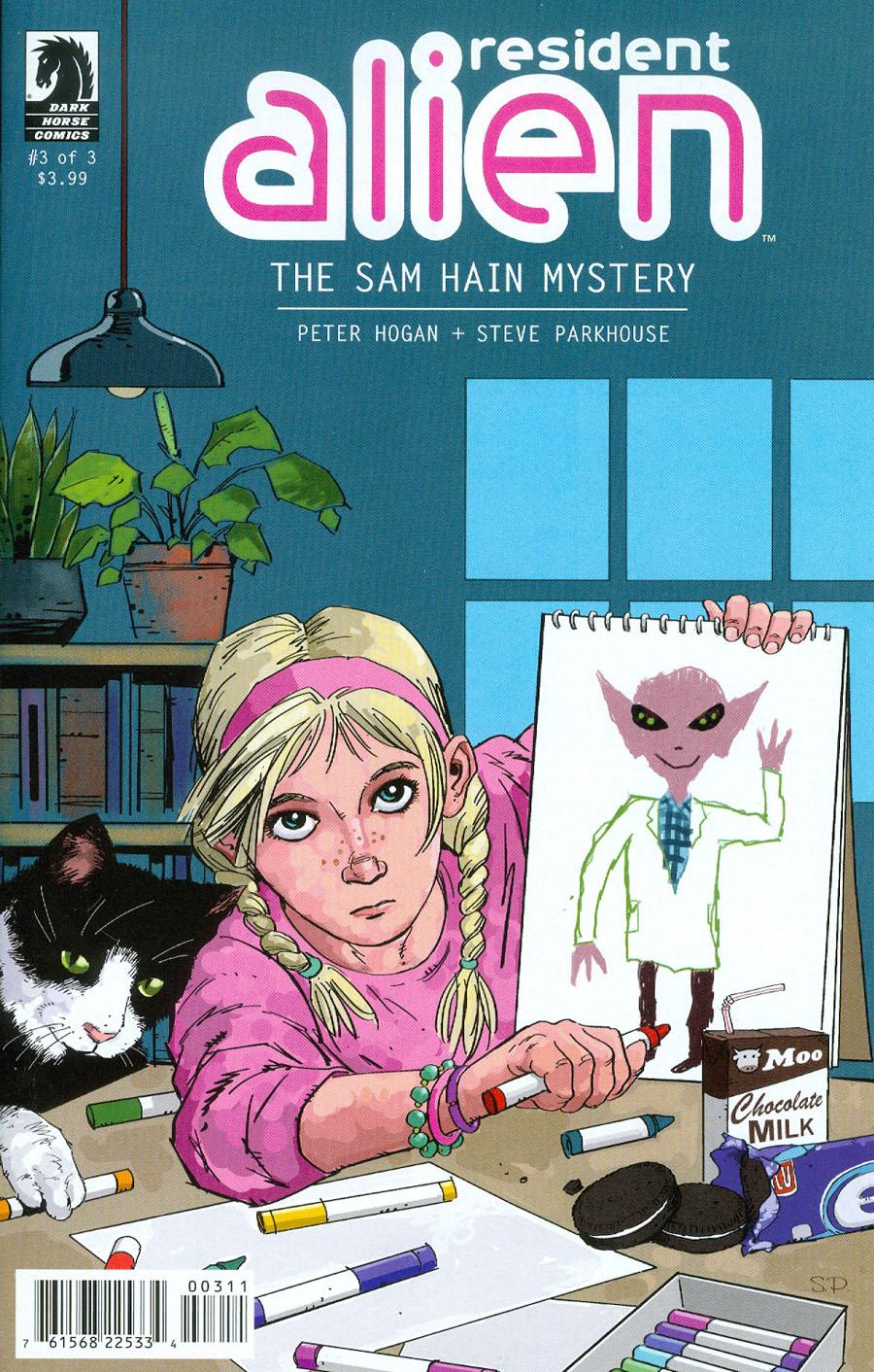 Resident Alien Sam Hain Mystery #3