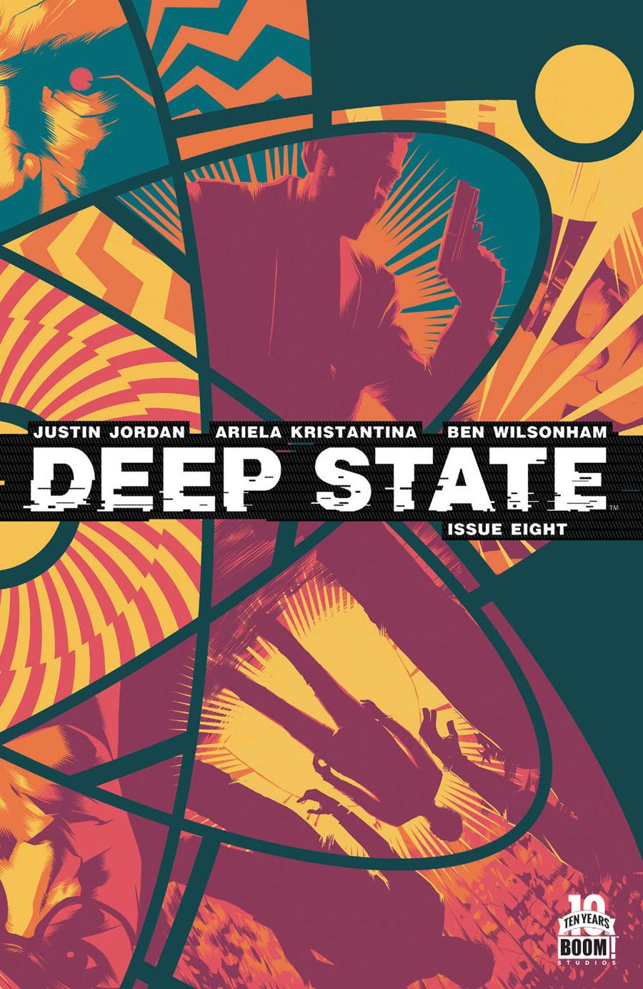 Deep State #8