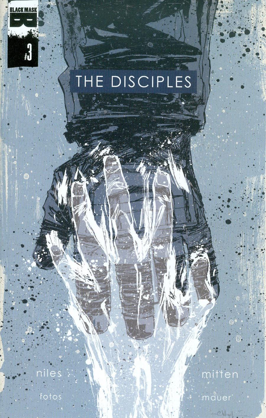 Disciples (Black Mask Comics) #3