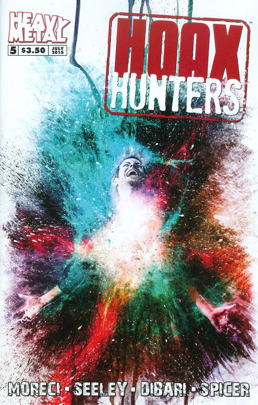 Hoax Hunters Vol 2 #5