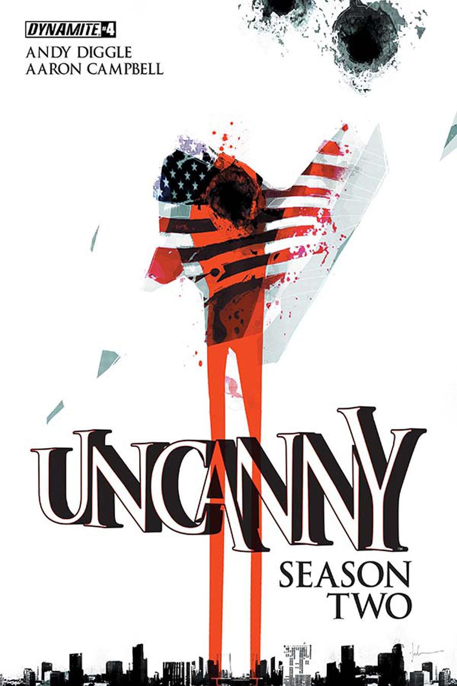 Uncanny Season 2 #4 Cover A Regular Jock Cover
