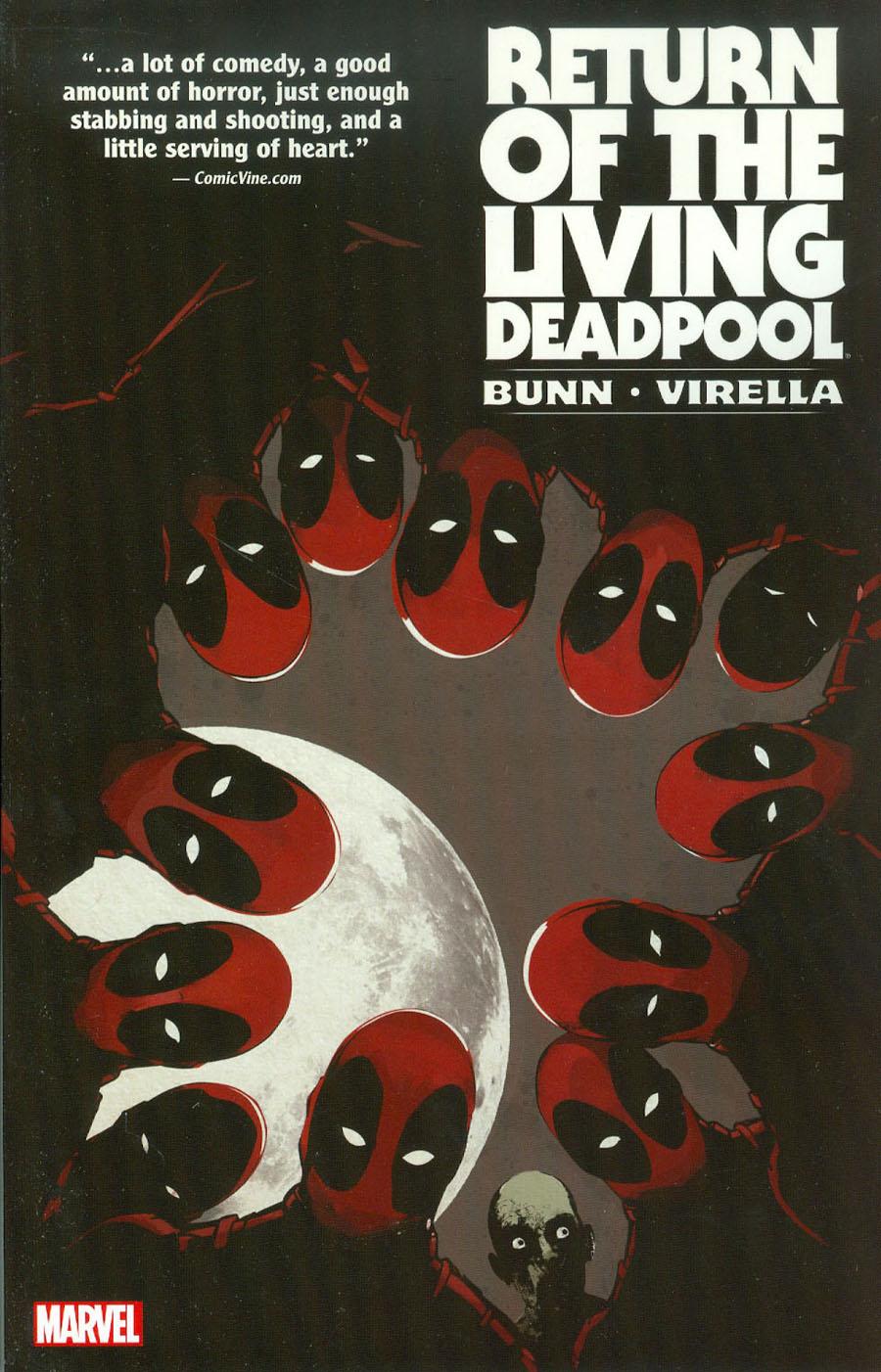Return Of The Living Deadpool TP