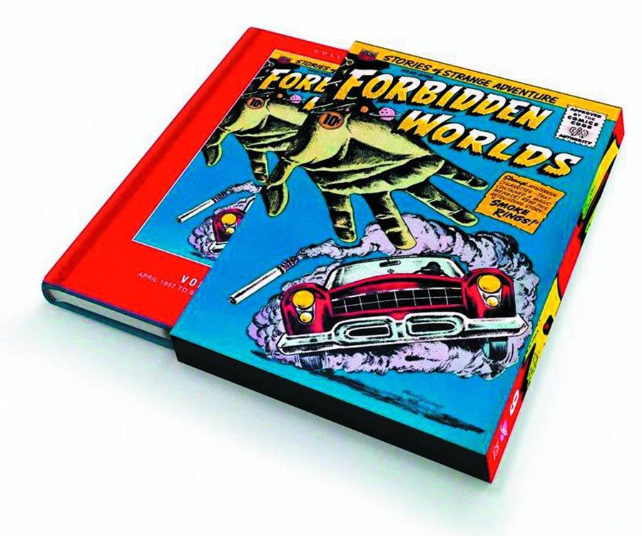 ACG Collected Works Forbidden Worlds Vol 9 HC Slipcase Edition