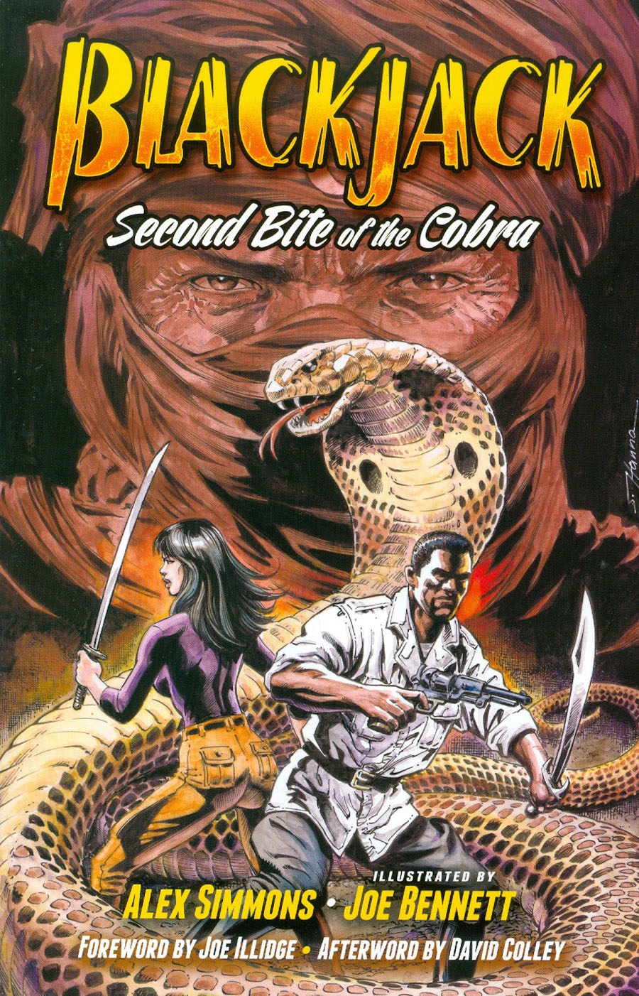 Blackjack Second Bite Of The Cobra GN
