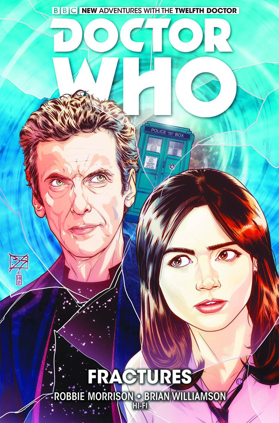 Doctor Who 12th Doctor Vol 2 Fractures HC