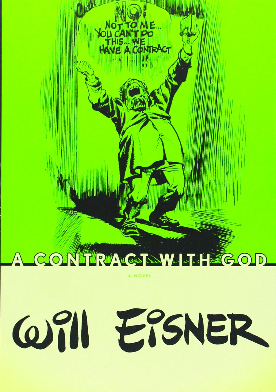 Will Eisners Contract With God SC New Printing
