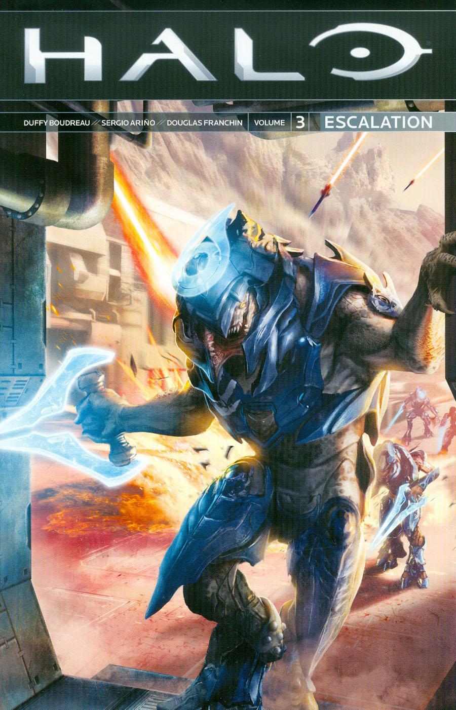 Halo Escalation Vol 3 TP