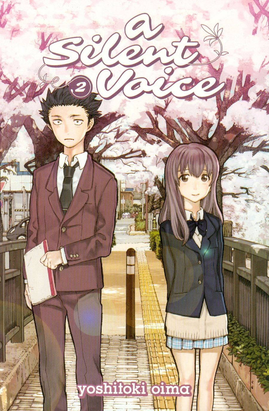 Silent Voice Vol 2 GN