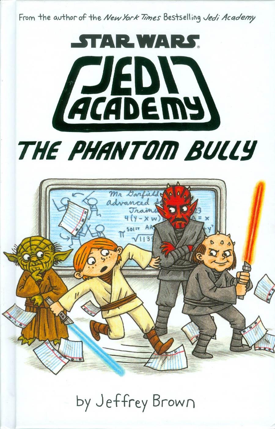 Star Wars Jedi Academy Vol 3 Phantom Bully HC